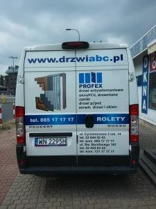 Naprawa drzwi Gardesa Warszawa