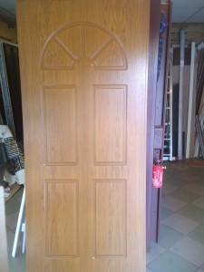 wzór do drzwi