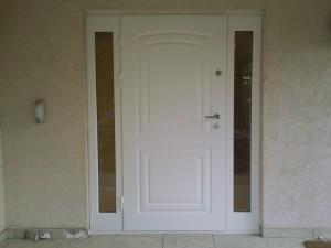 drzwi z doświetlami bocznymi