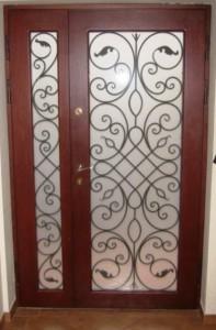Piękne drzwi, nietypowe drzwi